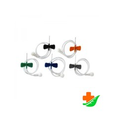 Игла-бабочка VOGT MEDICAL G27 для вливания в малые вены