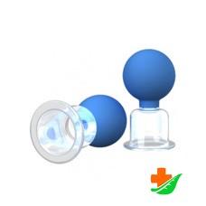 Банки вакуумные антицеллюлитные 2 шт