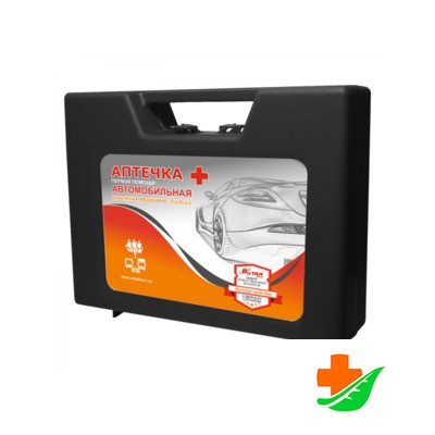 Аптечка автомобильная ВИТАЛ 8731 (тип 20) Дорожная Медицина в Барнауле