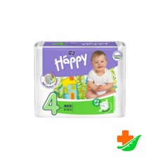 Подгузники BELLA Happy 4 Maxi 8-18кг, 8шт