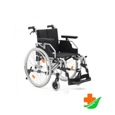 Кресло-коляска для инвалидов ARMED FS251LHPQ механическая в Барнауле