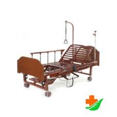 Кровать электрическая MED-MOS YG-2 (МЕ-2128Н-00) туалет, «кардиокресло»