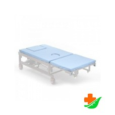 Простыня для матраса для кроватей MED-MOS E-45A, DB-11A