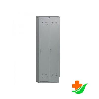 Шкаф медицинский для раздевалок Практик МД LS(LE)-21