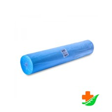 Простыни ELEGREEN Standart в рулоне голубой 80х200