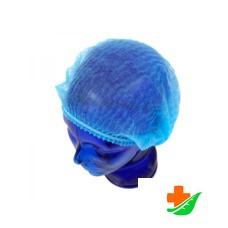 Медицинская шапочка ELEGREEN Шарлотта голубая