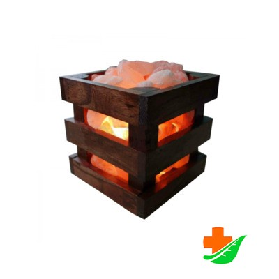 Солевая лампа WONDER LIFE «Wood» Дерево 4 кг