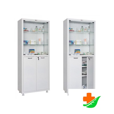 Шкаф медицинский Hilfe МД 2 1670/SG в Барнауле