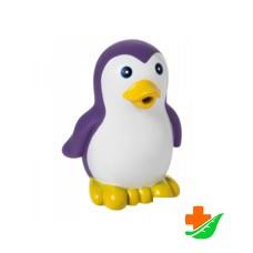 Игрушка для ванны КУРНОСИКИ 25165 Пингвин 6+