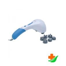 Массажер для тела ZENET zet-717 ручной с насадками
