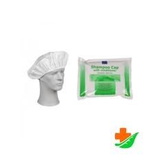 Шапочка с шампунем-кондиционером ABENA Shampoo cap для мытья волос БЕЗ ВОДЫ 1шт.