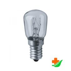 Лампа NAVIGATOR 61203 NI-T26-15-230-E14-CL для солевых ламп