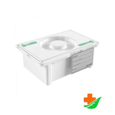 Контейнеры для дезинфекции ЕЛАМЕД ЕДПО-1-02-2