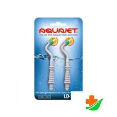 Насадка AQUAJET LD-SA02 (2шт) для ирригатора LD-A8