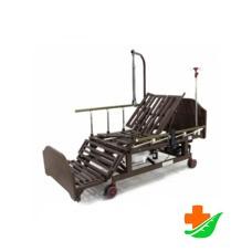 Кровать электрическая MED-MOS DB-11А (МЕ-5228Н-10) переворачивание, туалет, «кардиокресло»