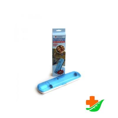 Стерилизатор зубных щеток Timson ТО-01-276 ультрафиолетовый в Барнауле