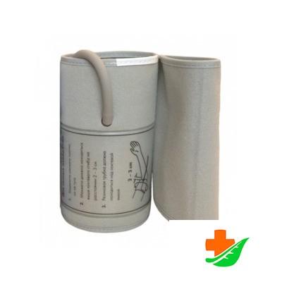 Манжета для тонометров A&D UA-669/778/787/779 (17-32 см) в Барнауле