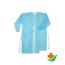 Халат хирургический ELEGREEN стерильный рукав на резинке