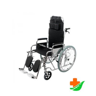 Кресло-коляска BARRY R5 (46см) складное до 100кг в Барнауле