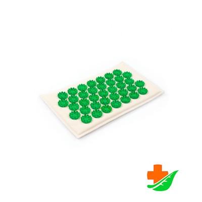 Аппликатор Кузнецова на мягкой подложке 12х22 см зеленый