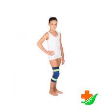 Бандаж на коленный сустав детский ТРИВЕС Т-8530 с пружинными ребрами жесткости