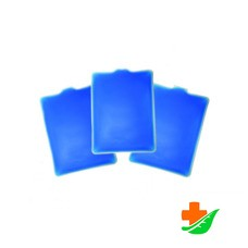 Гелевый пакет ДЕЛЬТА-ТЕРМ Gelex охлаждающий (согревающий) XL