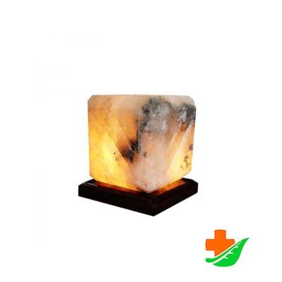 Солевая лампа Куб-Арома 1-2кг в Барнауле