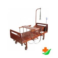 Кровать электрическая MED-MOS YG-3 (МЕ-5228Н-00) переворачивание, туалет, «кардиокресло»
