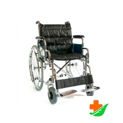 Кресло-коляска МЕГА-ОПТИМ FS902C-35 механическая до 75кг в Барнауле