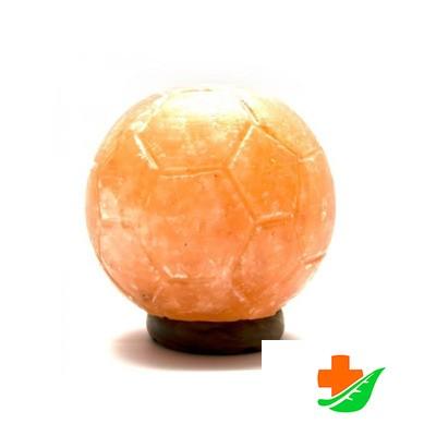 Соляная лампа WONDER LIFE Футбол с диммером 2-3кг в Барнауле