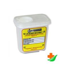 Контейнеры ЕСО-02 медицинские для отходов класса Б 100 гр