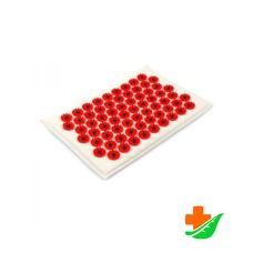 Аппликатор Кузнецова Тибетский 17х28 см красный, магнитные вставки