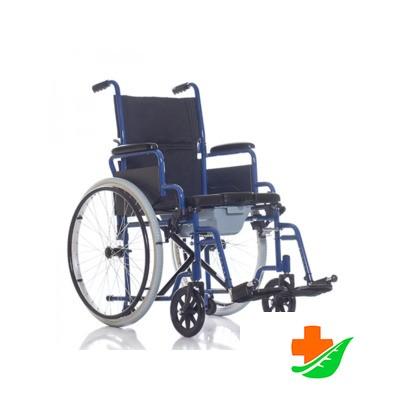 Кресло-стул с санитарным оснащением ORTONICA TU 55 (48см) до 130кг в Барнауле