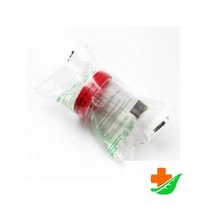 Контейнер для биопроб ЕЛАМЕД без лопатки 60 мл