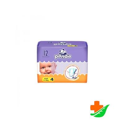 Подгузники детские BELLA Panda Maxi 4, вес 8-18кг, 12 шт в Барнауле
