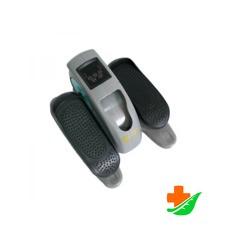 Велотренажер для ног МЕГА-ОПТИМ TD001EB электрический эллиптический