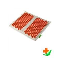 Аппликатор Кузнецова для ступней магнитный на мягкой подложке красный