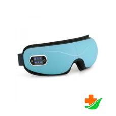 Массажер-очки GEZATONE ISee 381 для глаз беспроводной