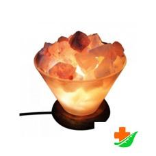 Соляная лампа WONDER LIFE Ваза с камнями 2кг