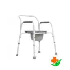 Кресло-туалет ORTONICA TU 1 24 (61см) с неопреновой ручкой до 130кг