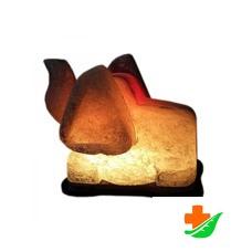 Солевая лампа «Слон» 5-7 кг