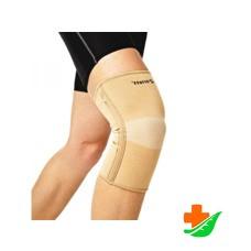 Бандаж на колено Orlett MKN-103(M) эластичный (со спиральными ребрами)