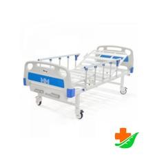 Кровать механическая 4-секционная BARRY MB2ps с матрасом до 280кг 2 рычага