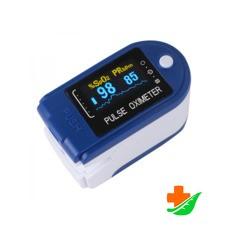 Пульсоксиметр напалечный MED-MOS CMS 50D+