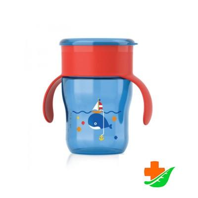 Чашка-поильник PHILIPS Avent SCF782/15 «Взрослая» 260мл 9+ в Барнауле