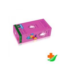 Перчатки медицинские смотровые нитриловые Safe&Care