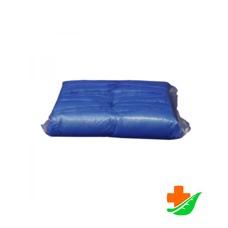 Наматрасник ELEGREEN полиэтиленовый текстурированный голубой